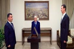 سفراء سورية الجدد لدى جنوب أفريقيا وكوبا وأرمينيا يؤدون اليمين القانونية أمام الأسد