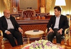 Iran can play positive role in Baghdad-Erbil disputes: Kurdish PM