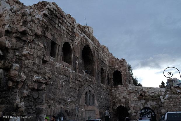 تصاویر/ پرسه در خیابانهای دمشق