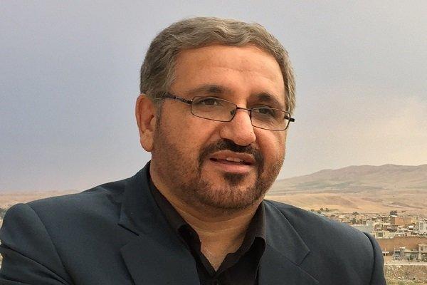 فرهاد تجری نماینده مجلس شورای اسلامی