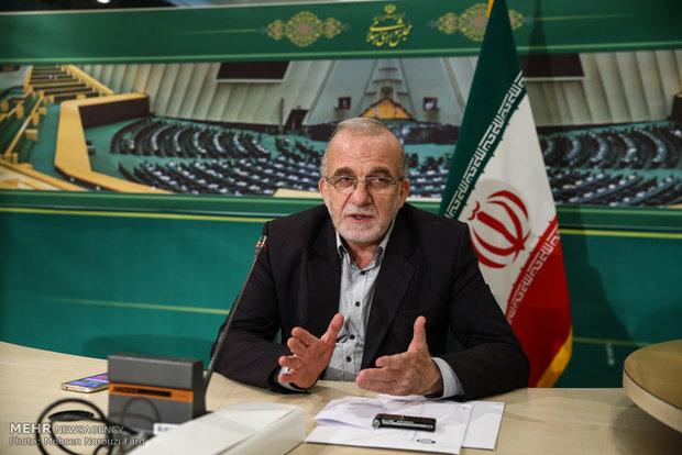 حمیدرضا فولادگر نماینده مردم اصفهان در مجلس شورای اسلامی