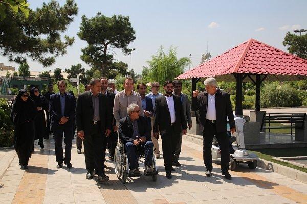 بوستان معلولان