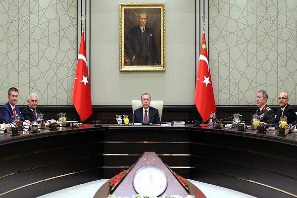 Türkiye, sınırında terör devleti kurulmasına asla izin vermeyecek