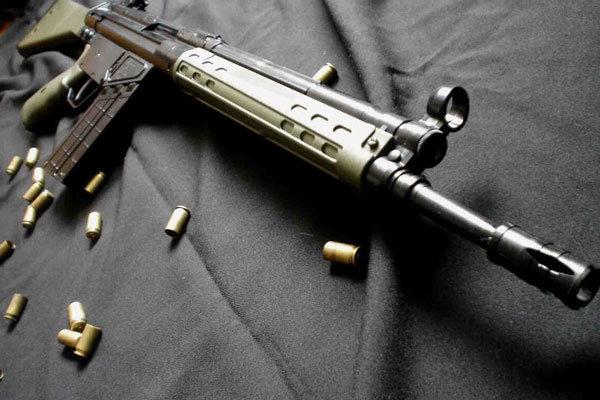 حمله به تعدادی ازبانکهای تهران با تفنگ ساچمه ای/۲نفر دستگیر شدند,