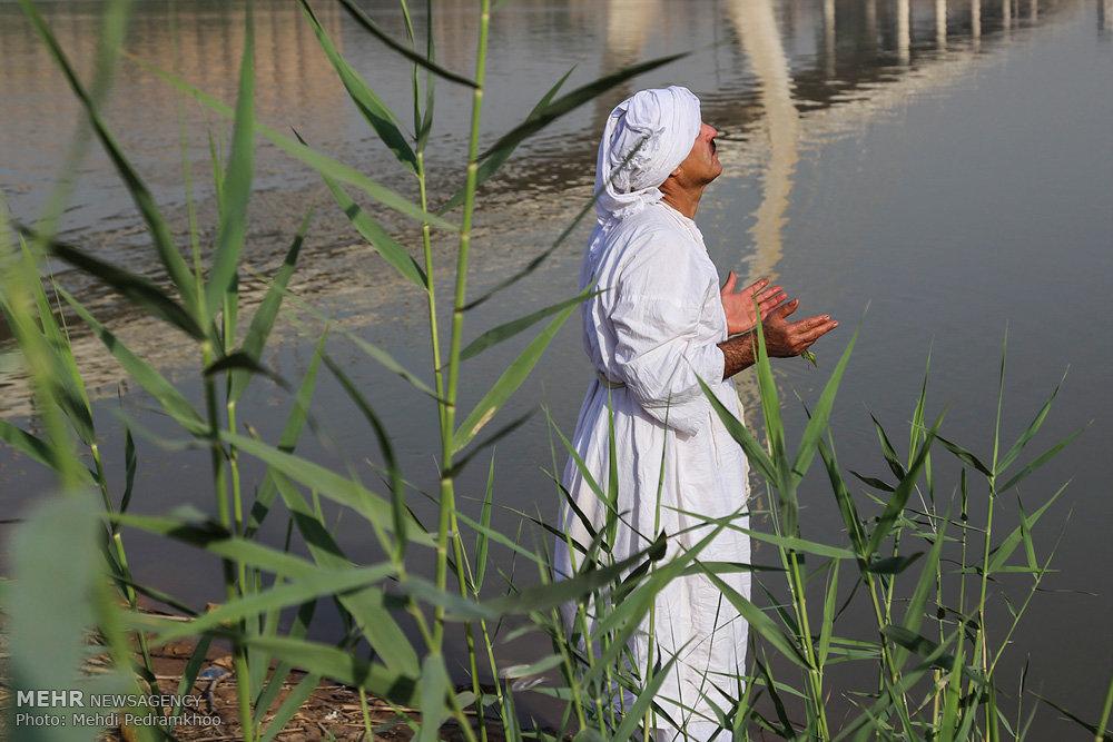 عیدانه فرزندان آب