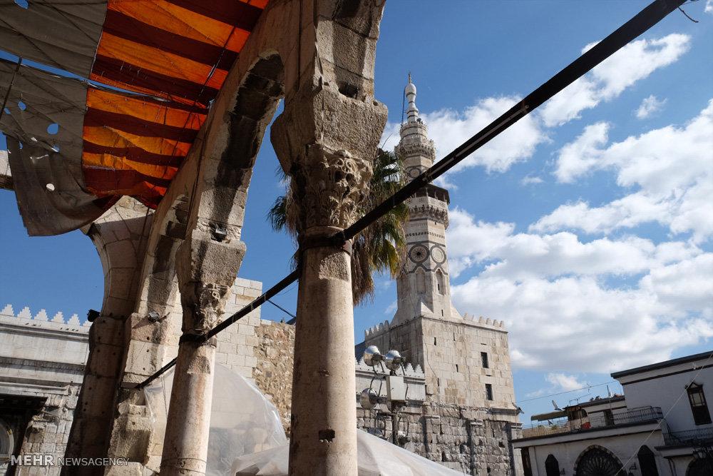 پرسه در دمشق