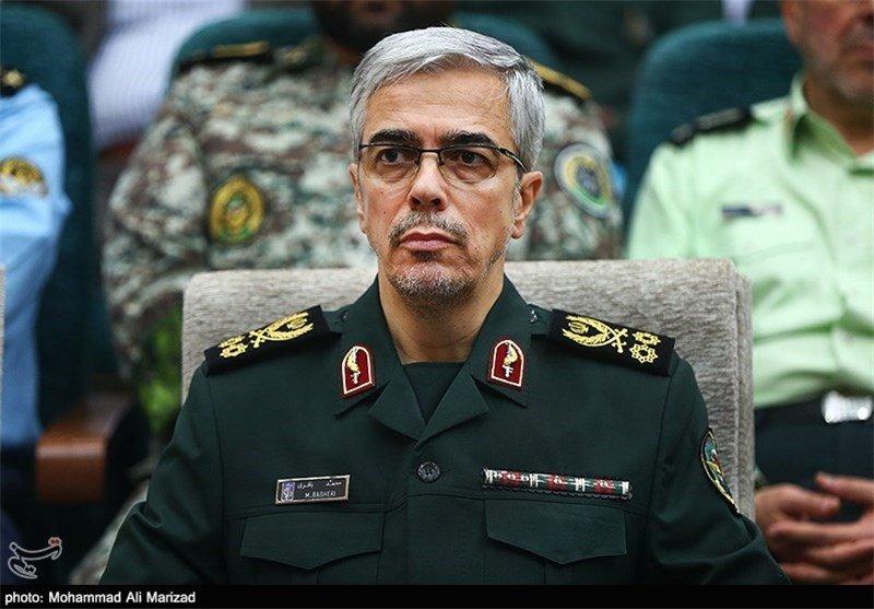Army chief of staff visits quake-hit areas in Kermanshah ...