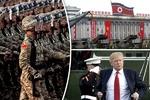 هاوایی خود را برای حمله کره شمالی آماده میکند