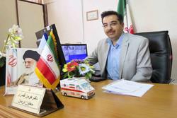 هومن قصری معاون دانشگاه علوم پزشکی کردستان