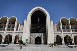İran'dan dünyanın en büyük tonoz yapıtı
