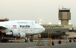 Iran-Airports