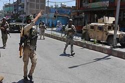 نیروهای نظامی افغانستان