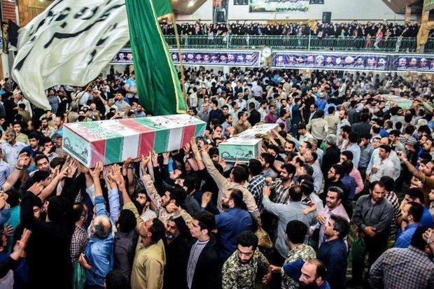 پیکر شهید حمید مرادلو پس از ۳۵ سال گمنامی به وطن باز میگردد,