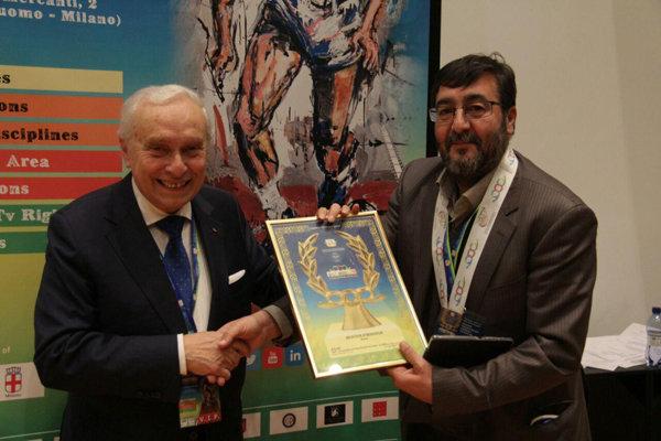 دبیر یازدهمین جشنواره بین المللی فیلمهای ورزشی منصوب شد