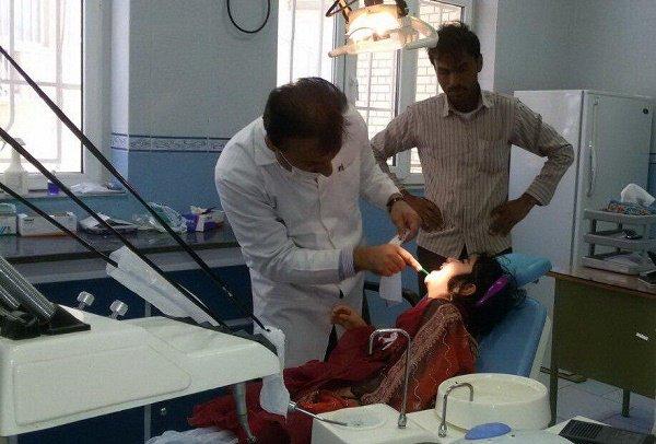 ۵۱ واحد آموزشی دانشکده دندانپزشکی سمنان افتتاح شد