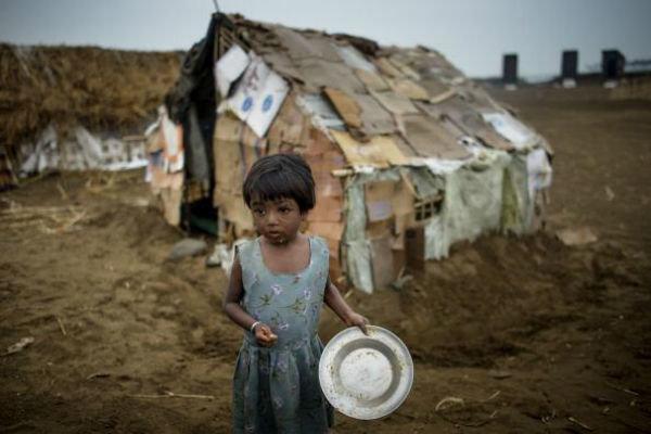 کودک روهینگیایی