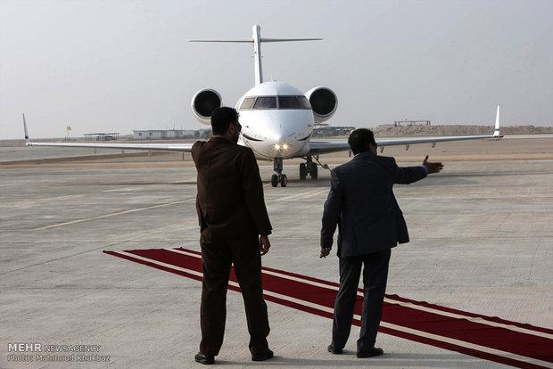 پرواز تهران - شیراز از فرودگاه اصفهان راهی شیراز شد