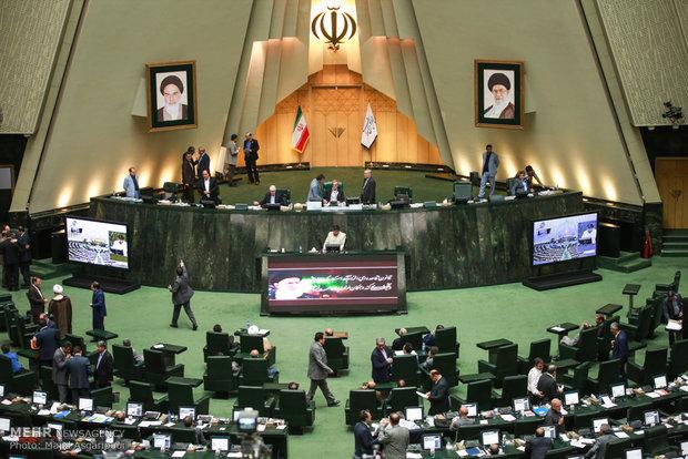 جلسة البرلمان الإيراني تبدأ لمنح الثقة لحكومة روحاني وتشكيلته الوزارية