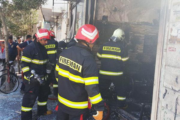 انفجار گاز شهری در مراغه ۷ مصدوم برجای گذاشت