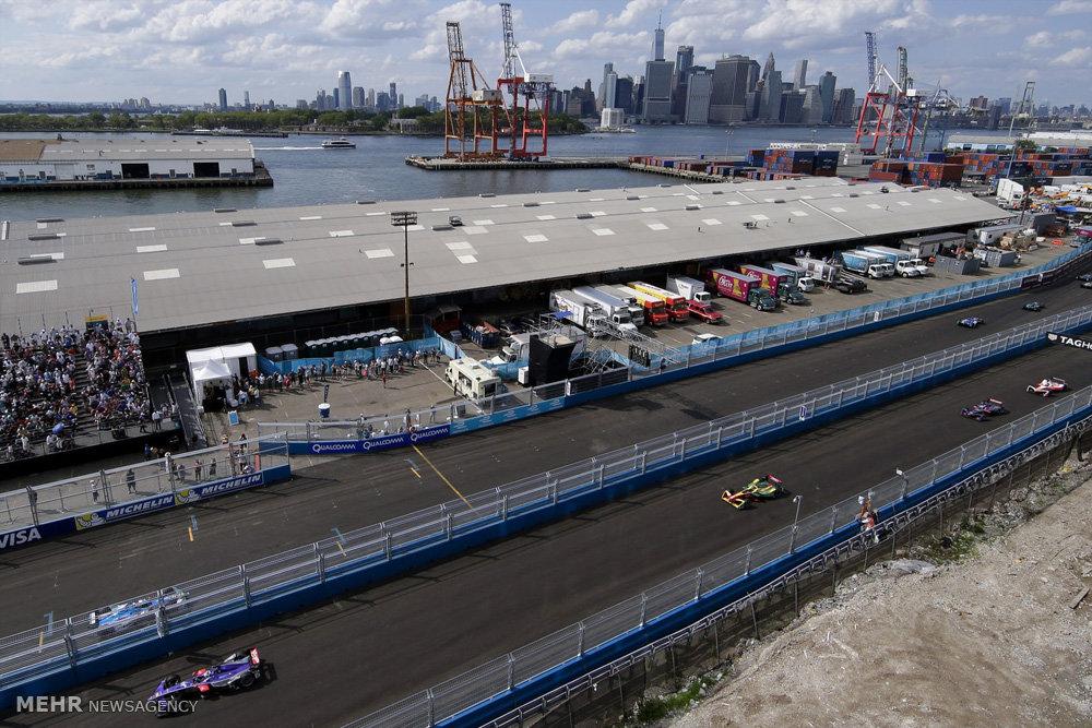 مسابقات فرمول ای در نیویورک