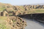 مرمت پل تاریخی گاومیشان آغاز شد