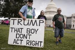 اعتراضات به طرح خدمات درمانی ترامپ