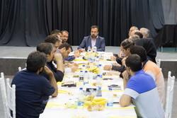 نشست شورای سیاست گذاری جشنواره تئاتر استانی آذربایجان شرقی