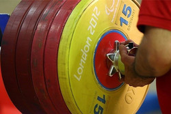 Iranian weightlifters to leave for US