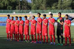 تیم فوتبال امید در بازیهای آسیایی شرکت می کند/ حضور تیم در کربلا