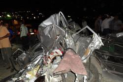 ۷ مصدوم حاصل تصادف زنجیره ای آزادراه تهران- پردیس/اسامی مصدومان