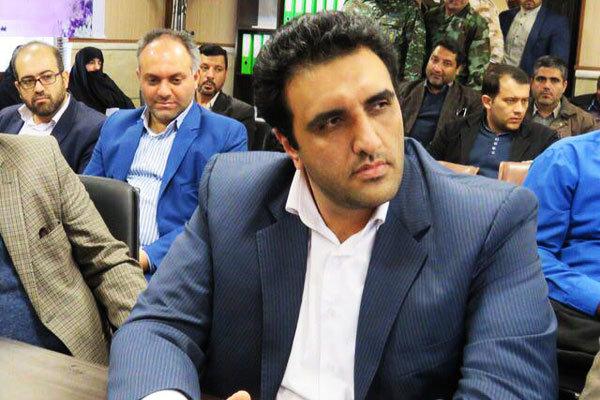 خدمات دهی ۶۰ اتوبوس به راهپیمایان ۲۲ بهمن ورامین