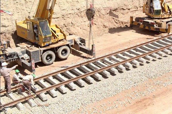 راه آهن ترانزیتی خواف- هرات پاییز امسال به بهره برداری میرسد