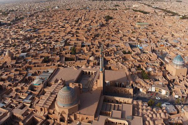 کشف استودان های زرتشتی در فصل اول کاوش برج خاموشی ترک آباد یزد