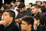 اجتماع بزرگ نوگلان حسینی برگزار شد