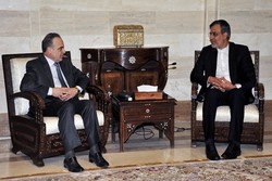 Syrian PM stresses stronger politico economic ties with Iran