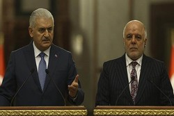 Yildirim, al-Abadi discuss KRG's illegitimate referendum
