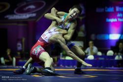 İranlı güreşçilerden mutlak Asya şampiyonluğu