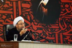 سفر آیت الله صادق آملی لاریجانی رئیس قوه قضائیه به مازندران