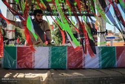 تشییع پیکر مطهر شهید مرزبان قروهای