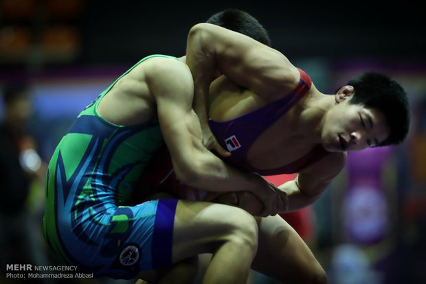 Cadet Asian Greco-Roman Championships in Thailand