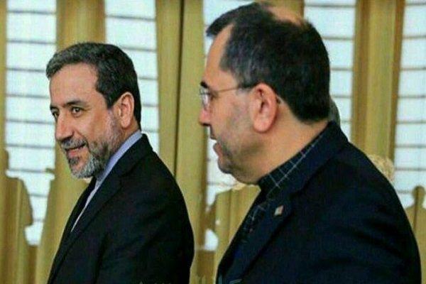 Deputy FMs in Vienna for JCPOA talks