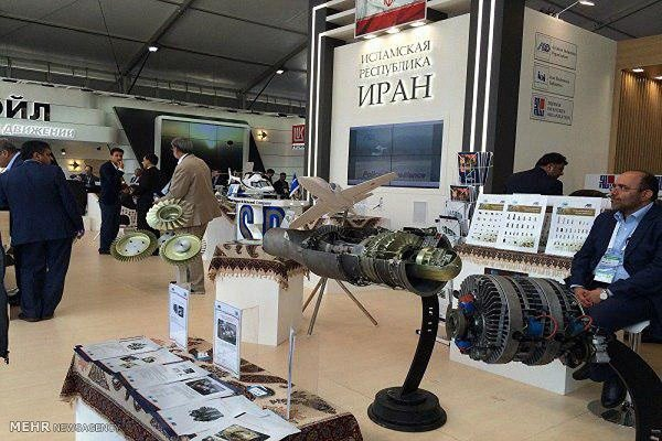 Iranian drones, missiles, helicopters showcased in MAKS 2017