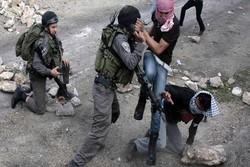 یورش وحشیانه صهیونیستها به نمازگزاران فلسطینی