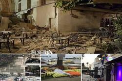 Ege'de 6.3 büyüklüğünde deprem