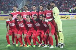 ترکیب پرسپولیس برای دیدار با تیم فوتبال فولاد اعلام شد