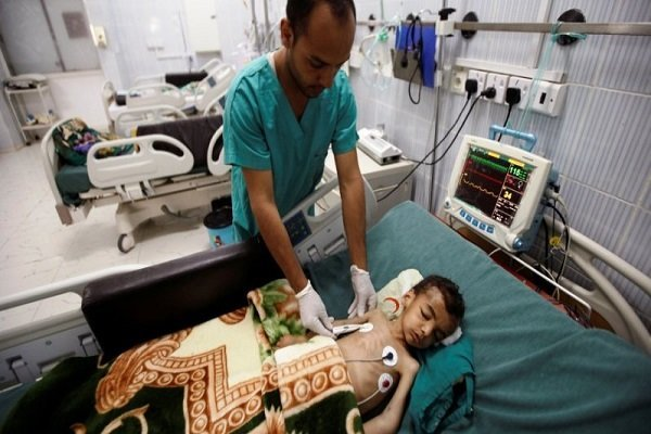 '600000 to contract cholera in Yemen by year end'