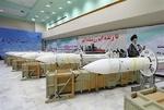 خط تولید موشک پدافندی صیاد ۳ افتتاح شد