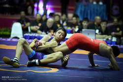 Seven Iranian wrestlers reach final in Georgia competitions