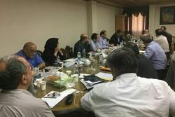 جلسه منتخبان شورای شهر تهران