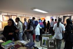 نمایشگاه صد اثر صد هنرمند
